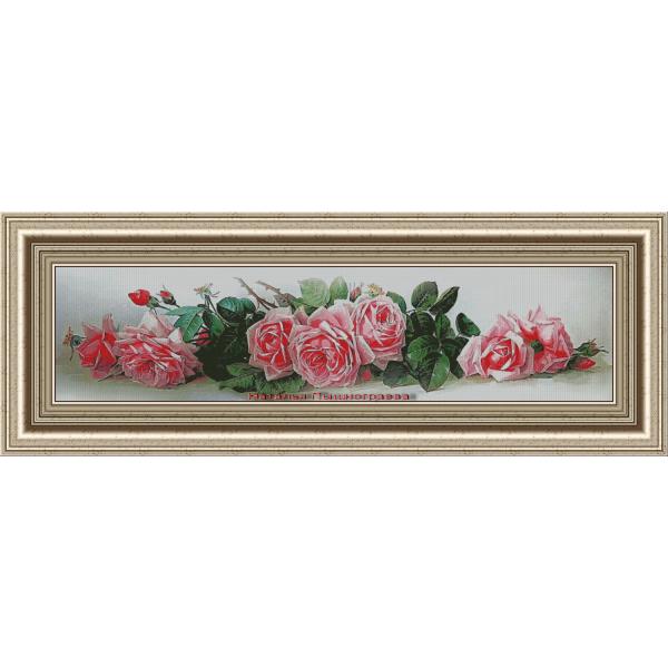 Французкие розы